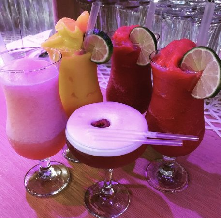Coylton, UK: Cocktails