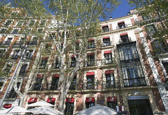 Hotel Hospes Puerta de Alcala: Exterior
