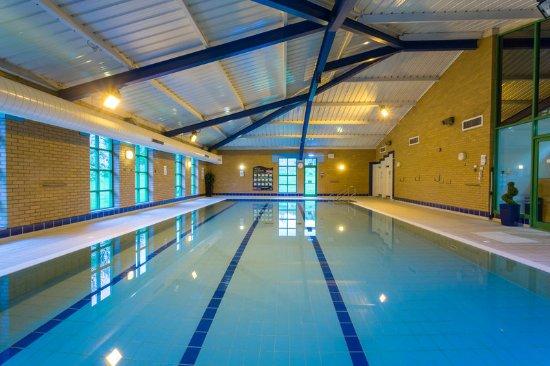 Crick, UK: Pool