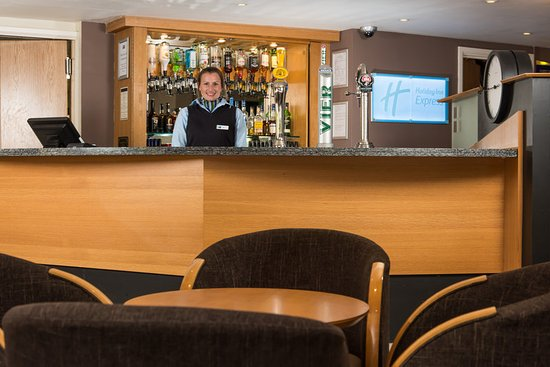 Quedgeley, UK: Bar/Lounge