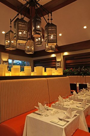 Real InterContinental Managua at Metrocentro Mall: Restaurant