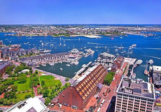 Boston Marriott Long Wharf Hotel