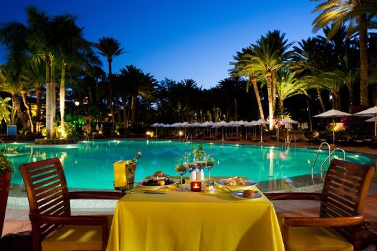 Seaside Palm Beach: Restaurant