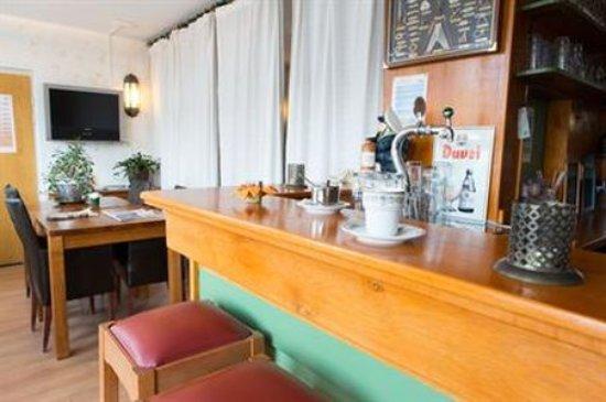 Hotel Coen Delft: Bar/Lounge