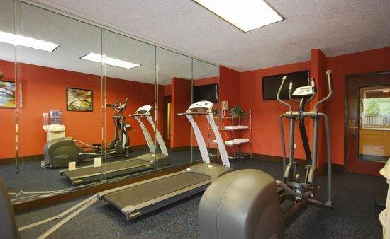 Forsyth, GA: Health club