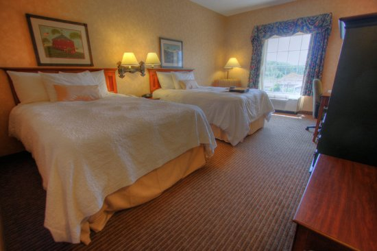 State College, PA: Guest room