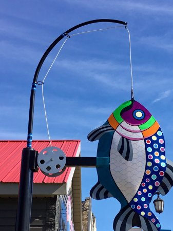 Walkerton, Канада: Street scape