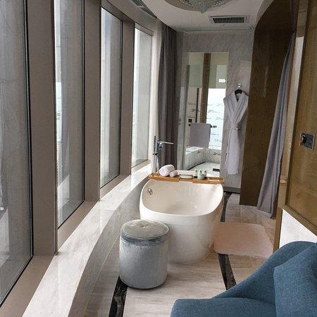 Гуйян, Китай: Room and view.