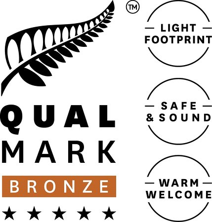 Naseby, New Zealand: Qualmark Award