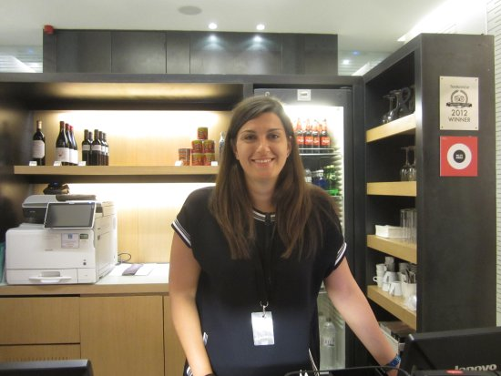 Hotel Denit Barcelona: Thank you, Jovana for a very welcoming stay!