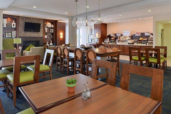 Holiday Inn Express & Suites Terre Haute: Restaurant