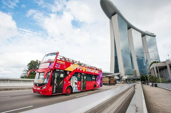 City Sightseeing i Singapore på...