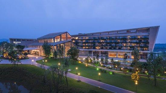 Meishan, الصين: Exterior