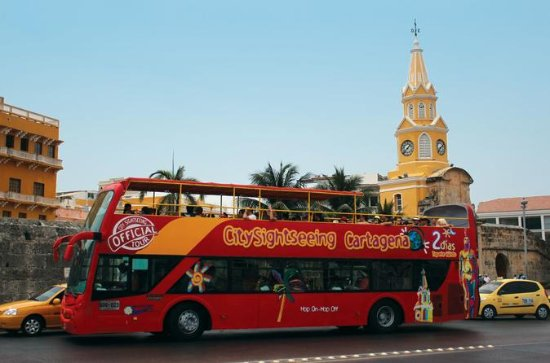 City Sightseeing Cartagena Hop-On...