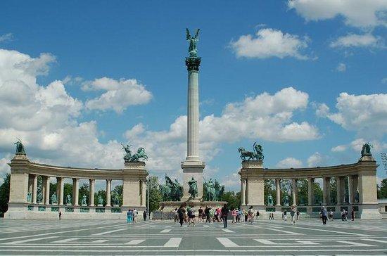 Visita turística por la ciudad de Budapest con recogida en el hotel