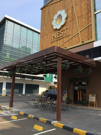 NEST Family Reflexology & Spa Cikarang: Our welcoming foyer