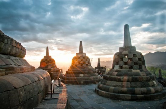 Private Borobodur at Sunrise with...