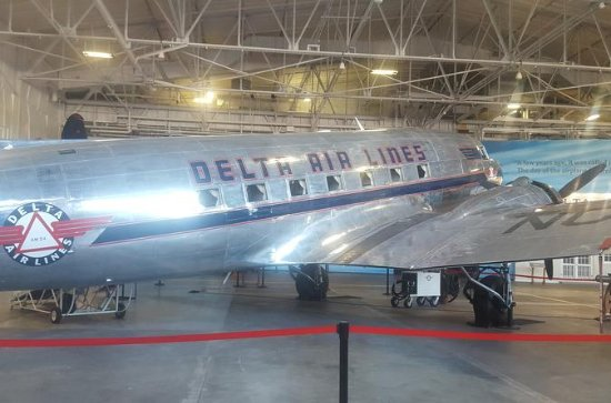 Delta Flight Museum Tour with...