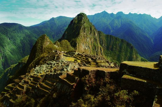 Admission Ticket to Machu Picchu Ruin...