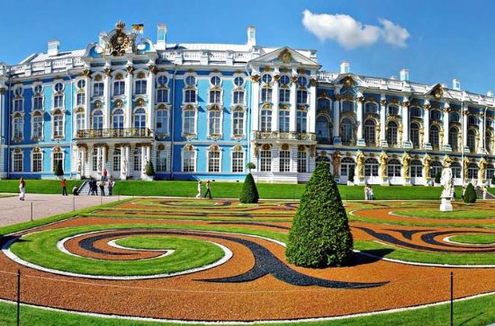 Tour of Pushkin Catherine Palace and...