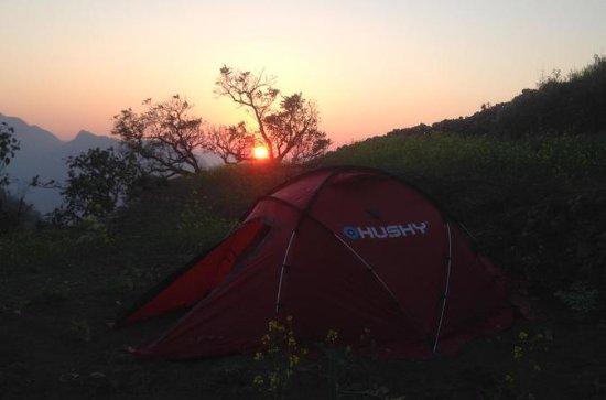 Camping en Trekking Tour 01 nachten ...