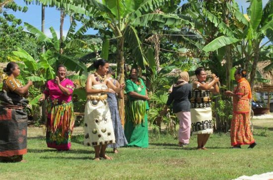 Nukualofa Shore Excursion: Ancient...