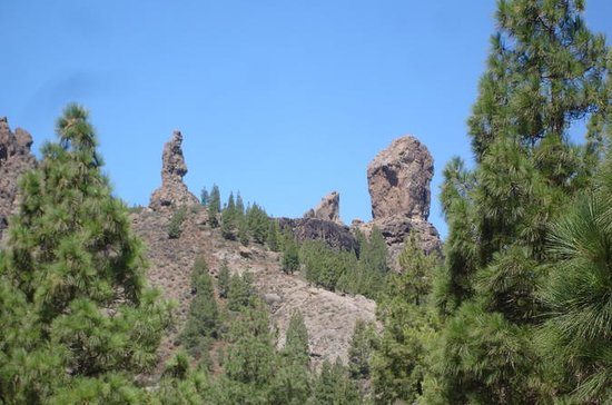 GREAT INSIGHTS OF GRAN CANARIA ROQUE