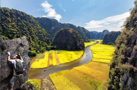 HOA LU - TAM COC - NINH BINH  SMALL GROUP TOUR MAXIMUM 9 PEOPLE A...
