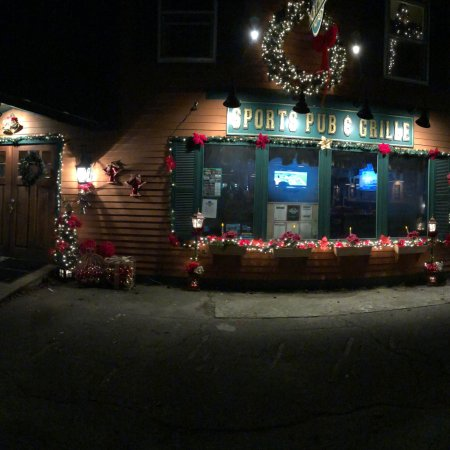 Plymouth, NH: Panther Pub & Grille