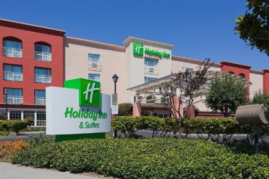 Holiday Inn San Mateo-San Francisco SFO: Exterior