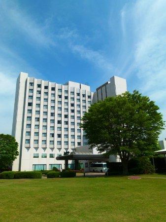 Tomisato, Japan: Exterior