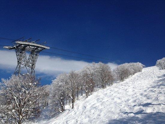 Minamiuonuma, Japan: 八海山スキー場