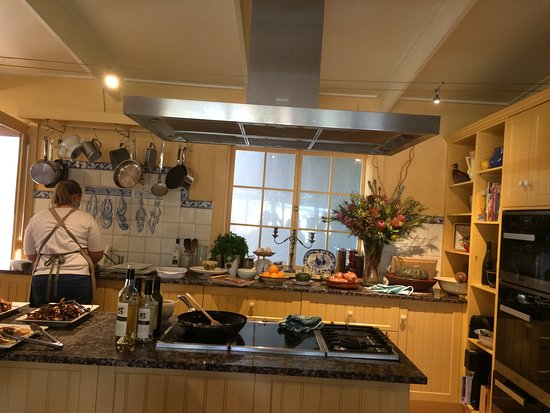 Nuriootpa, ออสเตรเลีย: Loved visiting the kitchen