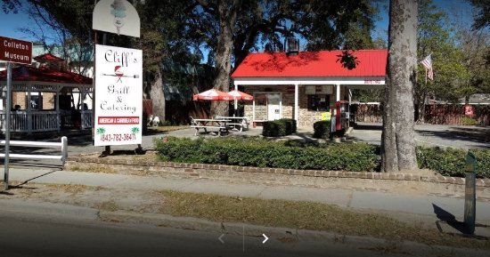 Walterboro, SC: Cliff's Hot Dog Station