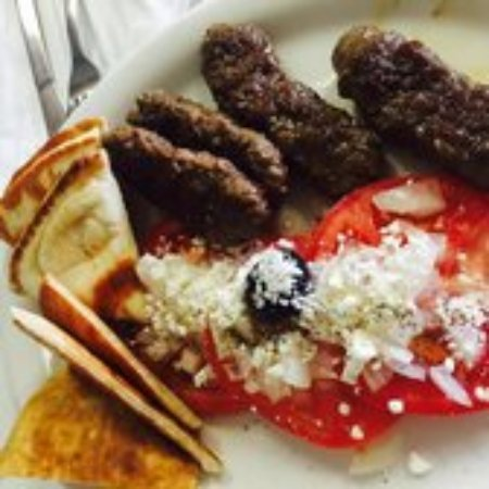 Hermitage, TN: Meat Ball Plate Cevabi