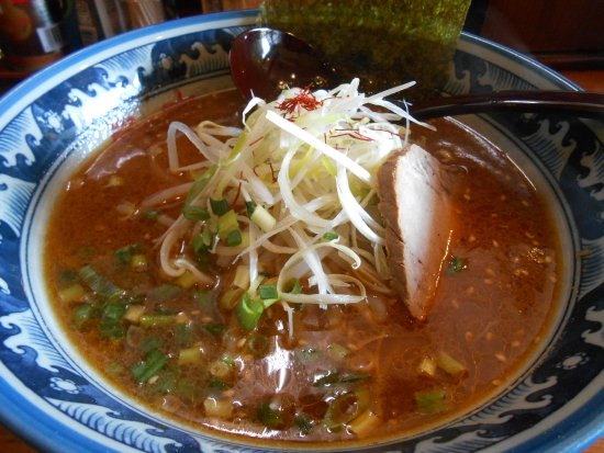 Abiko, Japan: 黒醤油ラーメン