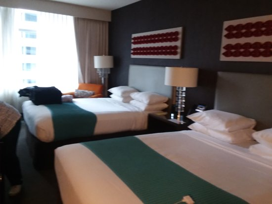 theWit Chicago - a DoubleTree by Hilton Hotel: Big, confortable and very clean.