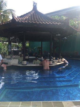 Kuta Beach Club Hotel لوحة