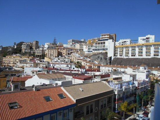 From the balcony picture of apartamentos bajondillo torremolinos tripadvisor - Tripadvisor apartamentos ...