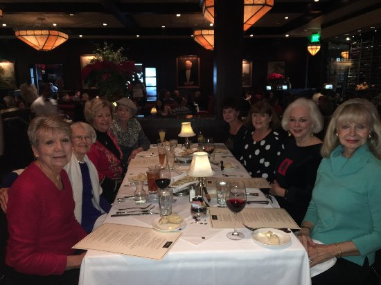 Dunwoody, GA: Celebrating Christmas birthdays for lunch with close friends. Amazing lunch and fabulous service