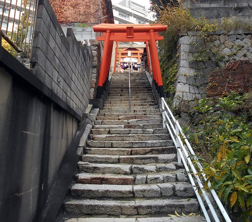 Suehiro Inari Shrine