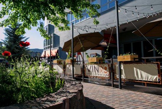 Vin 48: the vin48 patio