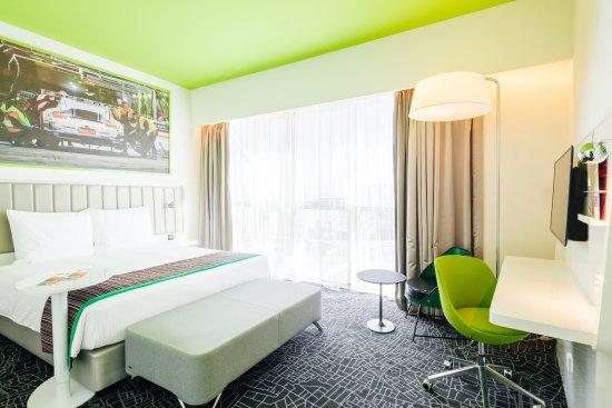 Park inn by radisson dubai motor city updated 2018 hotel for Hotels in motor city dubai