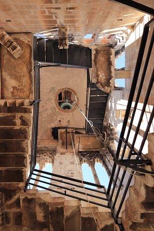 St. Michael Bell-tower: 종탑 계단