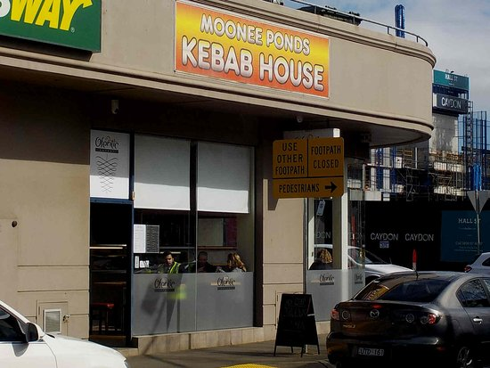 Moonee Ponds, Australia: Shop Exterior August 2017