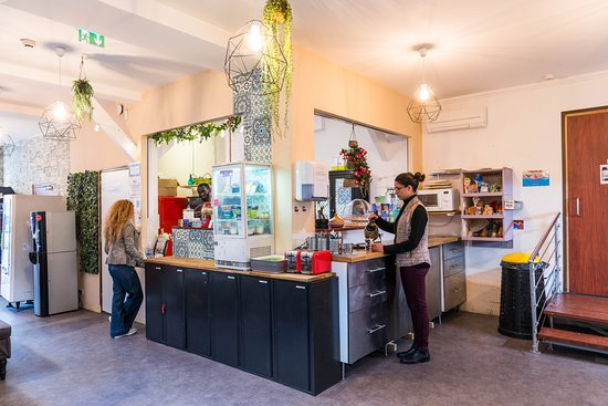 Ivry-sur-Seine, France: Reception and tiny Kitchen
