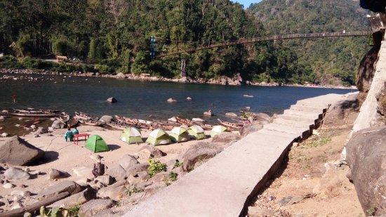 Meghalaya, India: Camping
