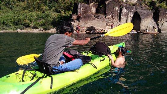 Meghalaya, India: Kayaking