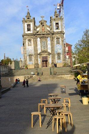Porto District, Portugal: Church of Igreja de Santo Ildefonso, Porto (2)