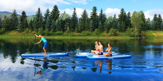 Carbondale, CO: Get a customized SUP yoga class for you, your family or friends!!